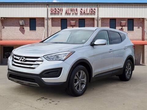 2016 Hyundai Santa Fe Sport for sale at Best Auto Sales LLC in Auburn AL