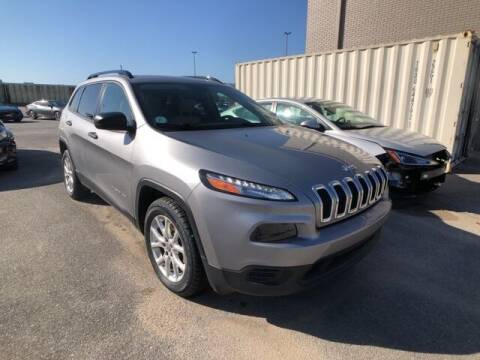 2016 Jeep Cherokee for sale at Allen Turner Hyundai in Pensacola FL