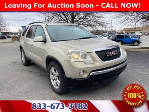 2007 GMC Acadia for sale at Glenbrook Dodge Chrysler Jeep Ram and Fiat in Fort Wayne IN