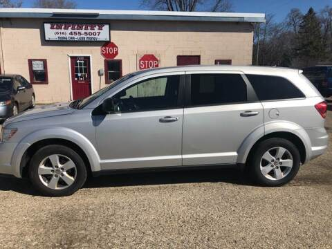 2012 Dodge Journey for sale at Infinity Auto Group in Grand Rapids MI