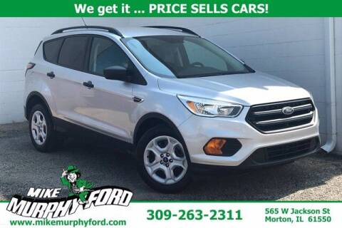 2017 Ford Escape for sale at Mike Murphy Ford in Morton IL