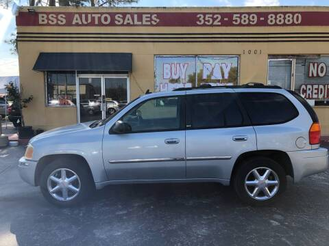 2008 GMC Envoy for sale at BSS AUTO SALES INC in Eustis FL