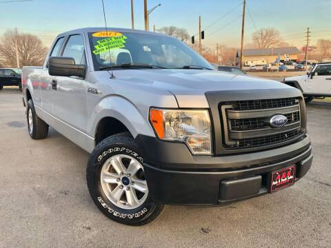 2013 Ford F-150 for sale at A & S Auto and Truck Sales in Platte City MO