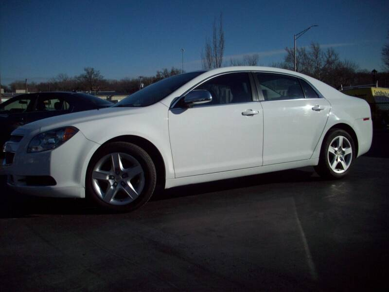 2011 Chevrolet Malibu for sale at Whitney Motor CO in Merriam KS