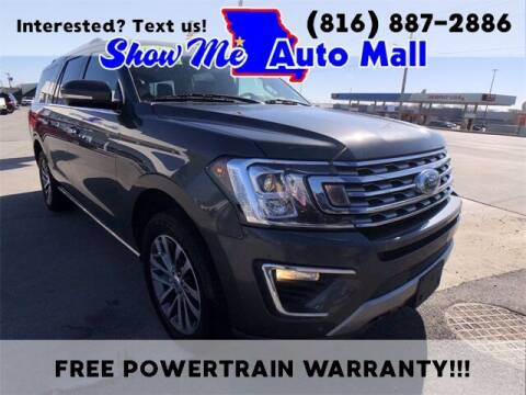 2018 Ford Expedition MAX for sale at Show Me Auto Mall in Harrisonville MO