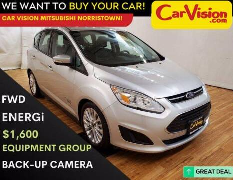 2017 Ford C-MAX Energi for sale at Car Vision Mitsubishi Norristown in Trooper PA