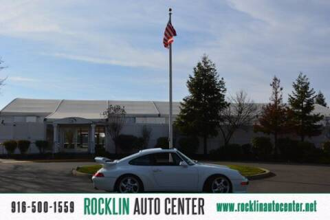 1996 Porsche 911 for sale at Rocklin Auto Center in Rocklin CA