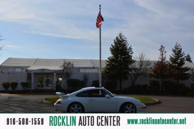 1996 Porsche 911 for sale at Rocklin Auto Center in Rocklin CA