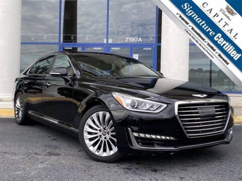 2017 Genesis G90 for sale at Southern Auto Solutions - Georgia Car Finder - Southern Auto Solutions - Capital Cadillac in Marietta GA