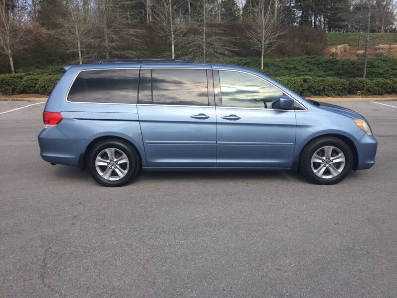 2008 Honda Odyssey for sale at Ron's Auto Sales (DBA Paul's Trading Station) in Mount Juliet TN