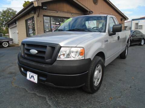 2006 Ford F-150 for sale at IBARRA MOTORS INC in Cicero IL