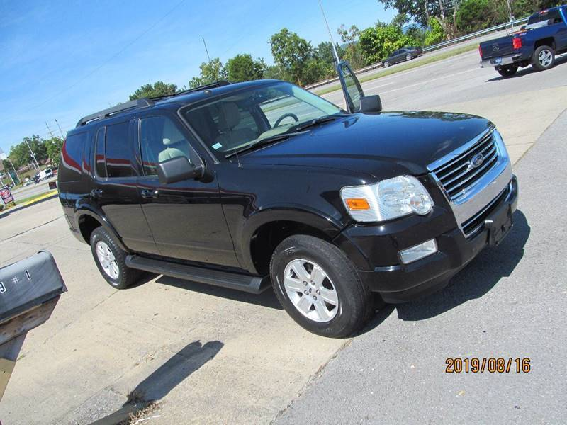 2009 Ford Explorer for sale at HarrogateAuto.com - tazewell auto.com in Tazewell TN