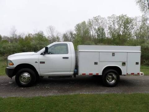 2011 RAM Ram Chassis 3500 for sale at Apex Auto Sales LLC in Petersburg MI