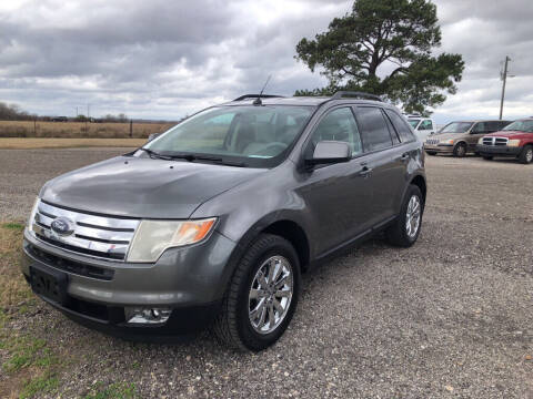 2010 Ford Edge for sale at COUNTRY AUTO SALES in Hempstead TX