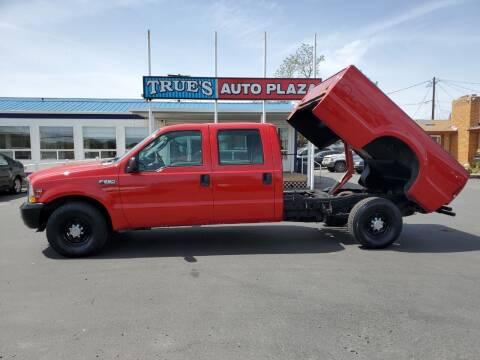 2004 Ford F-250 Super Duty for sale at True's Auto Plaza in Union Gap WA