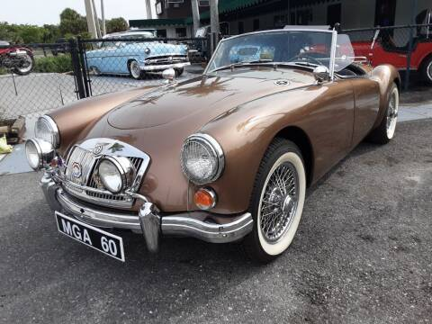 1960 MG MGC for sale at American Classics Autotrader LLC in Pompano Beach FL