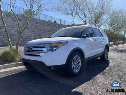 2013 Ford Explorer for sale at MyAutoJack.com @ Auto House in Tempe AZ