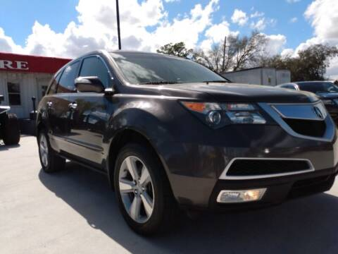 2011 Acura MDX for sale at Empire Automotive Group Inc. in Orlando FL