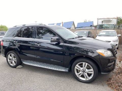 2014 Mercedes-Benz M-Class for sale at CBS Quality Cars in Durham NC