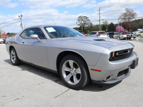 2017 Dodge Challenger for sale at Viles Automotive in Knoxville TN