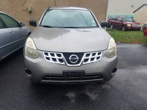 2011 Nissan Rogue for sale at GALANTE AUTO SALES LLC in Aston PA