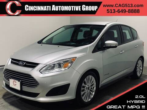 2017 Ford C-MAX Hybrid for sale at Cincinnati Automotive Group in Lebanon OH