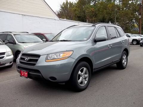 2008 Hyundai Santa Fe for sale at 1st Choice Auto Sales in Fairfax VA