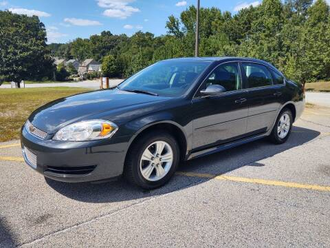 2014 Chevrolet Impala Limited for sale at WIGGLES AUTO SALES INC in Mableton GA