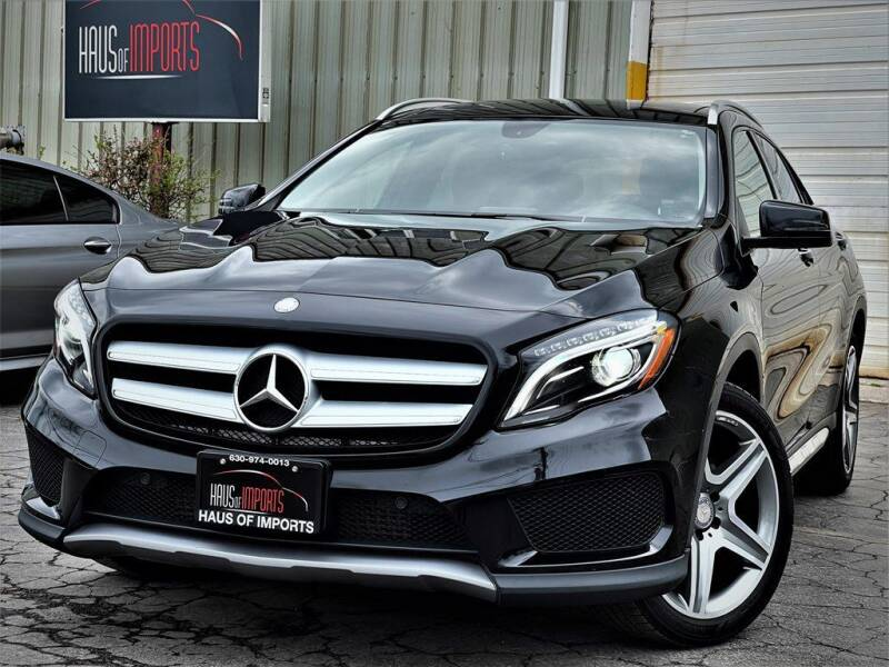 2015 Mercedes-Benz GLA for sale at Haus of Imports in Lemont IL