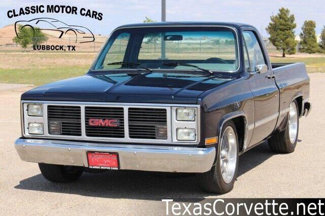1985 GMC C/K 1500 Series for sale in Lubbock, TX