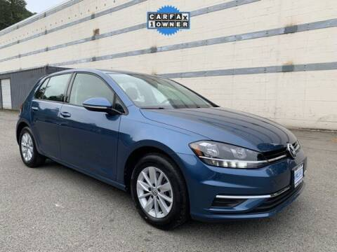 2018 Volkswagen Golf for sale at Toyota of Seattle in Seattle WA