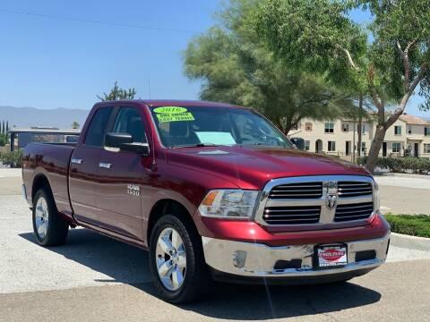 2016 RAM Ram Pickup 1500 for sale at Esquivel Auto Depot in Rialto CA