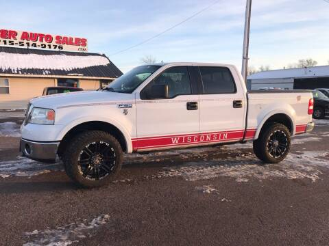 2006 Ford F-150 for sale at BLAESER AUTO LLC in Chippewa Falls WI