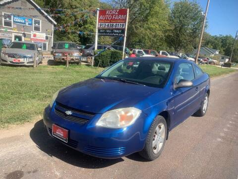 2006 Chevrolet Cobalt for sale at Korz Auto Farm in Kansas City KS