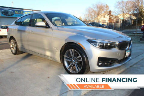 2017 BMW 3 Series for sale at K & L Auto Sales in Saint Paul MN
