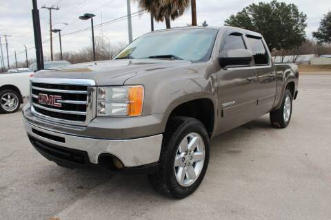 2013 GMC Sierra 1500 for sale at Flash Auto Sales in Garland TX