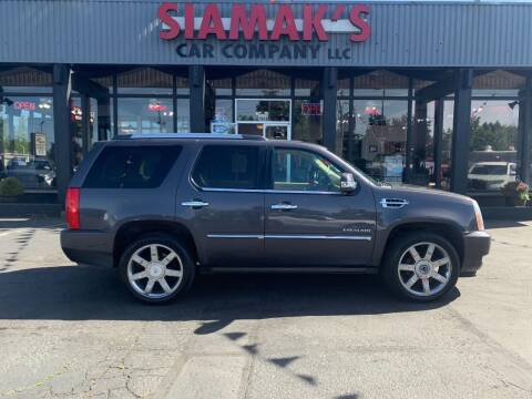 2010 Cadillac Escalade for sale at Siamak's Car Company llc in Salem OR
