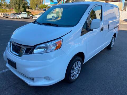 2017 Nissan NV200 for sale at Cars4U in Escondido CA