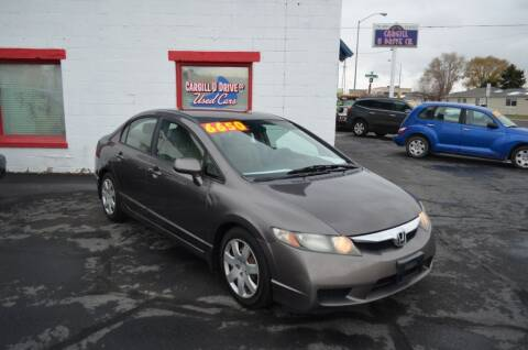 2009 Honda Civic for sale at CARGILL U DRIVE USED CARS in Twin Falls ID