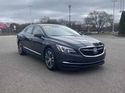 2018 Buick LaCrosse for sale at Betten Baker Preowned Center in Twin Lake MI