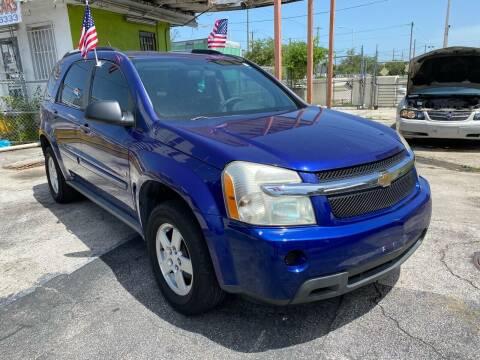 2007 Chevrolet Equinox for sale at MIAMI AUTO LIQUIDATORS in Miami FL