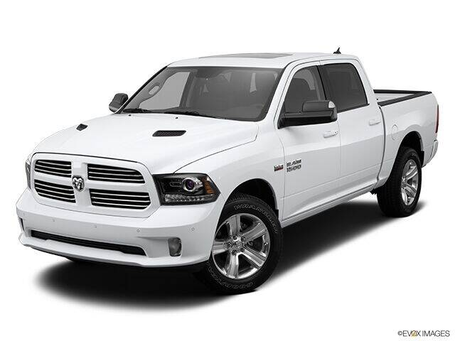 2014 RAM Ram Pickup 1500 for sale at Ken Wilson Ford in Canton NC