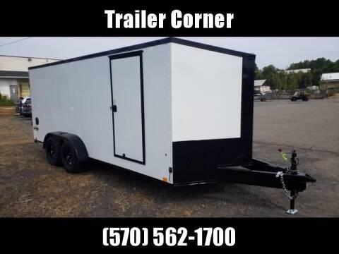 2021 Look Trailers EWLC 7X18 10K COMMERICAL