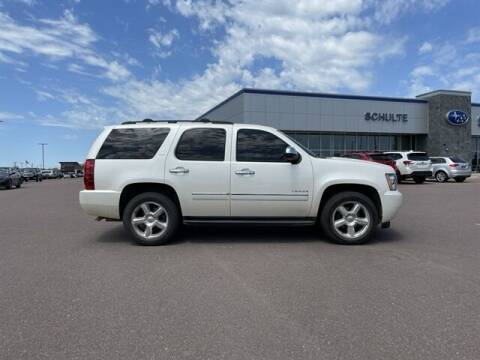 2009 Chevrolet Tahoe for sale at Schulte Subaru in Sioux Falls SD
