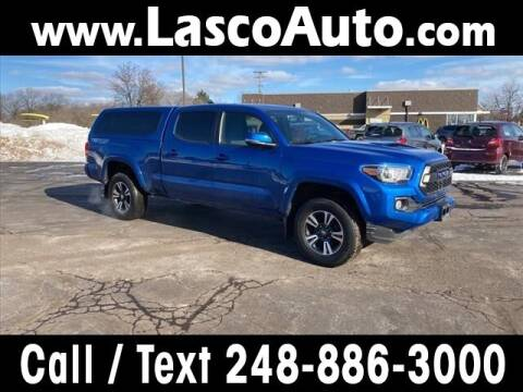2016 Toyota Tacoma for sale at Lasco of Waterford in Waterford MI