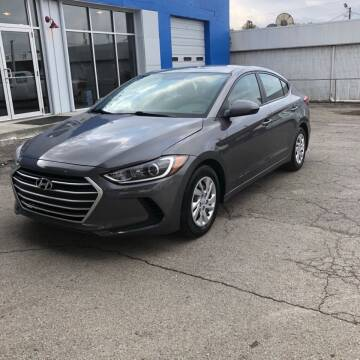 2018 Hyundai Elantra for sale at Lincoln County Automotive in Fayetteville TN