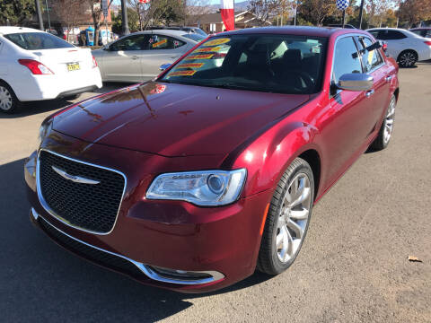 2019 Chrysler 300 for sale at Soledad Auto Sales in Soledad CA