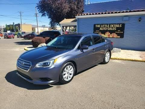 2015 Subaru Legacy for sale at The Little Details Auto Sales in Reno NV