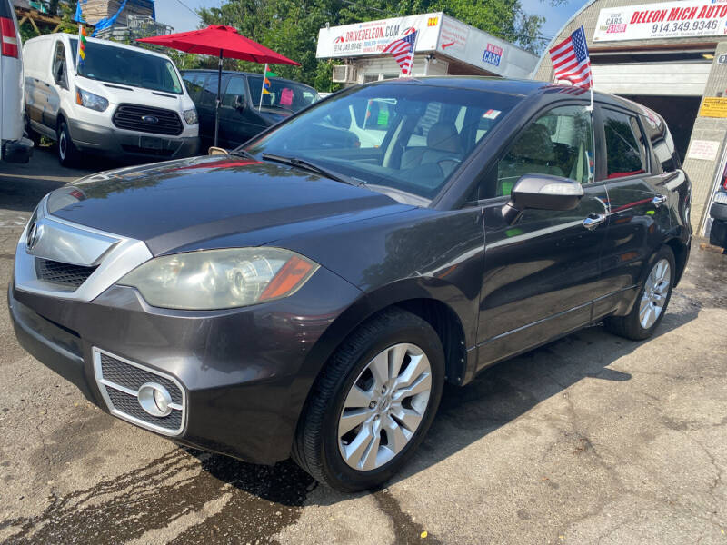 2011 Acura RDX for sale at White River Auto Sales in New Rochelle NY