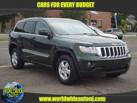2011 Jeep Grand Cherokee for sale at Worldwide Auto in Hamilton NJ